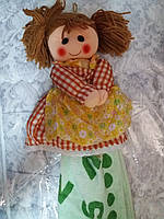 Кукла полотенце.