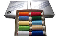 Нить швейная ассорти ( IDEAL )