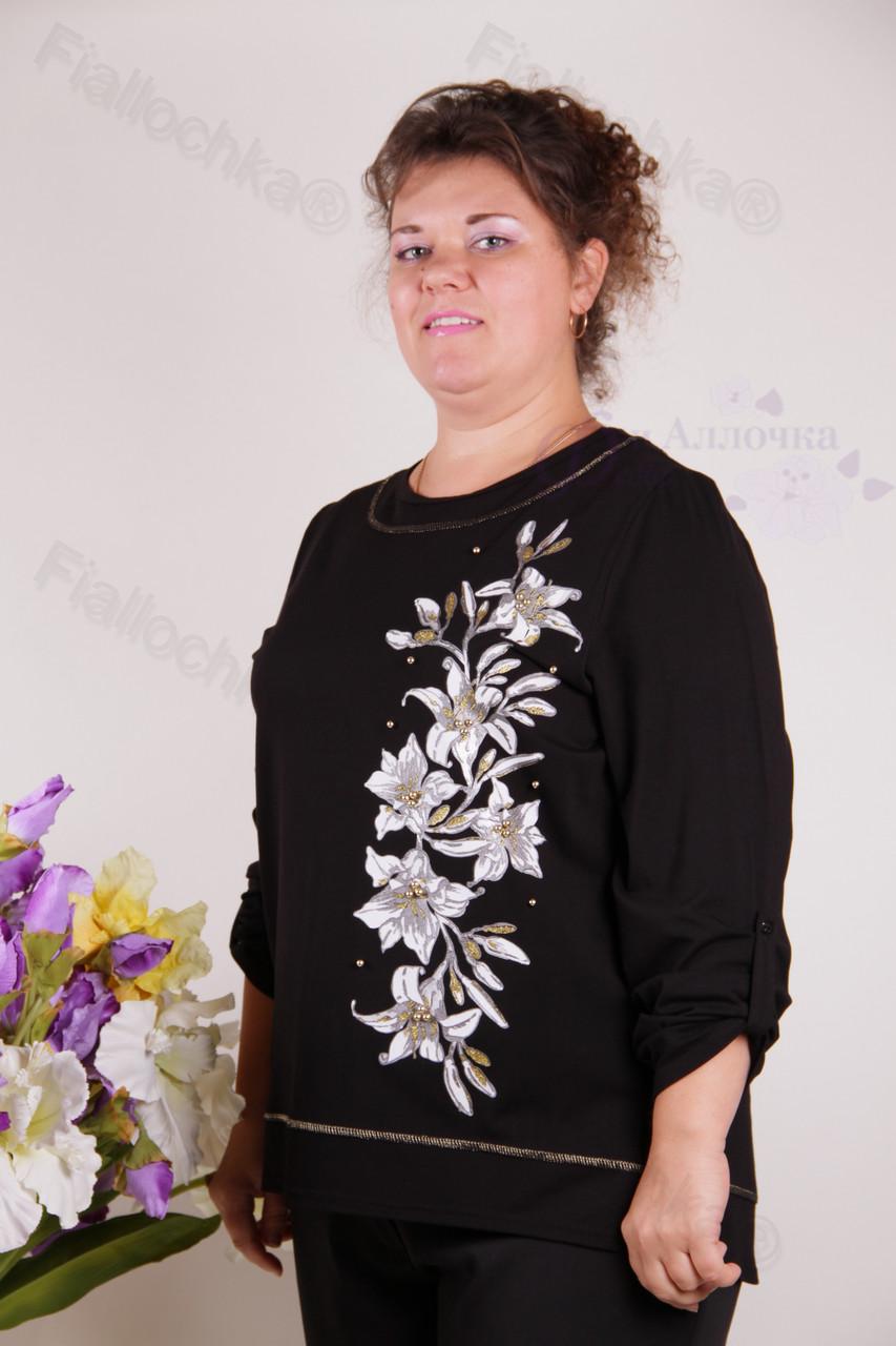 Блуза-туника трикотажная 1-осн310-182 супербатал от производителя Украина