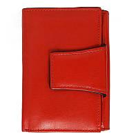 Женский кожаный кошелек 4U Cavaldi RD-03-CMN Red, фото 1