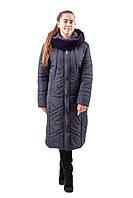 Женское зимнее пальто больших размеров 52-62 SV Т013