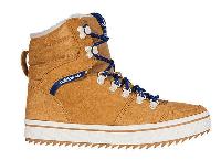"""Кроссовки высокие зимние Adidas Honey Hill """"Tan"""" С МЕХОМ Арт. 1653"""