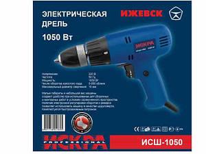 Шуруповёрт сетевой Искра ИСШ-1050