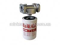 Фильтр тонкой очистки CF60 10мкм ( до 60 л/мин ),PIUSI для перекачки дизтоплива,бензина