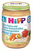 Пюре Овощи с морской рыбой HiPP 6275