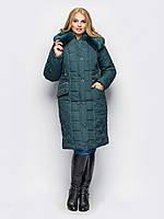 Куртка жіноча зимова батал