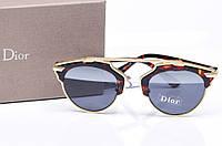 Очки Dior So Real BoyMd 140 003 (без чехла)