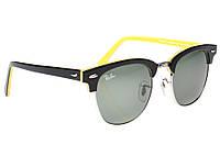 Солнцезащитные очки Clubmaster RB3016 1000 (без чехла)