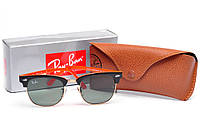 Солнцезащитные очки Clubmaster RB3016 1002 (без чехла)