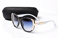 Солнцезащитные очки Gucci 9116 женские (без чехла)