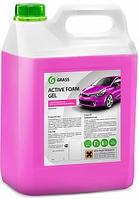 """Активная пена GRASS """"Active Foam Gel"""" (канистра 6 кг)"""