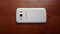 Задняя крышка Samsung S7272 Galaxy Ace 3 белая
