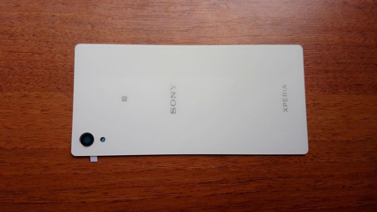 Задняя крышка Sony E2312 Xperia M4 Aqua Dual Sony E2303 белая