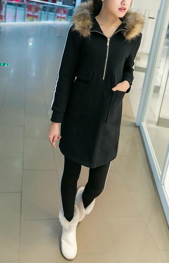 Подростковый костюм  Шанди(трехнитка)