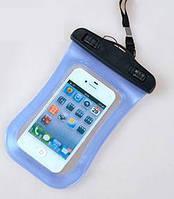 Водонепроницаемый чехол для телефона с ремнем 18 см