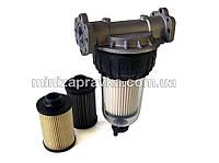 Лучший фильтр для дизТоплива,бензина,масла - прозрачная колба CLEAR CAPTOR, PIUSI (с картриджами 5,30,125мкм)