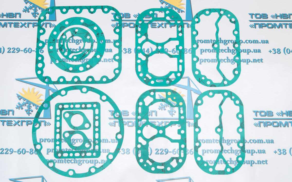 Комплект прокладок уплотнительных компрессора Bitzer 4CC-6.2Y