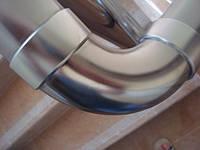 Алюминиевые перила никель