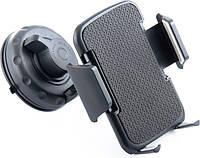 Подставка держатель телефона ДУ15 Белавто, 58-90мм, 360°, жесткая ножка