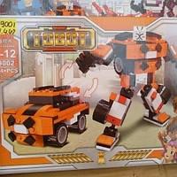 Детский конструктор для мальчиков Тобот 89002