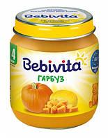 Овощное пюре Тыква, 125 г Bebivita 1830
