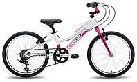 """Велосипед 20"""" Apollo Neo 6s girls розовый/черный 2018"""
