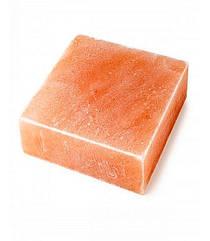 Гималайская розовая соль Кирпич 20/20/5 см для бани и сауны