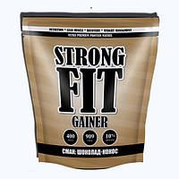 Strong Fit - Gainer 10% (909 g) - шоколад-кокос