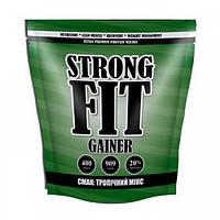 Strong Fit - Gainer 20% (909 g) - тропічний мікс