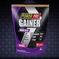 Power Pro - Gainer Power Pro (4 kg) - бразильський горіх