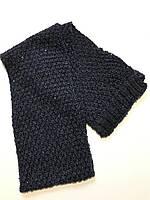 Детский вязаный шарф Lupilu на девочку 4-8 лет