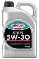 Синтетическое моторное масло Meguin Megol Motorenoel Quality 5w-30 5L, фото 1
