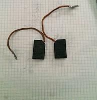 Щетки ЭГ8 8х20х32 электрографитовые для двигателя