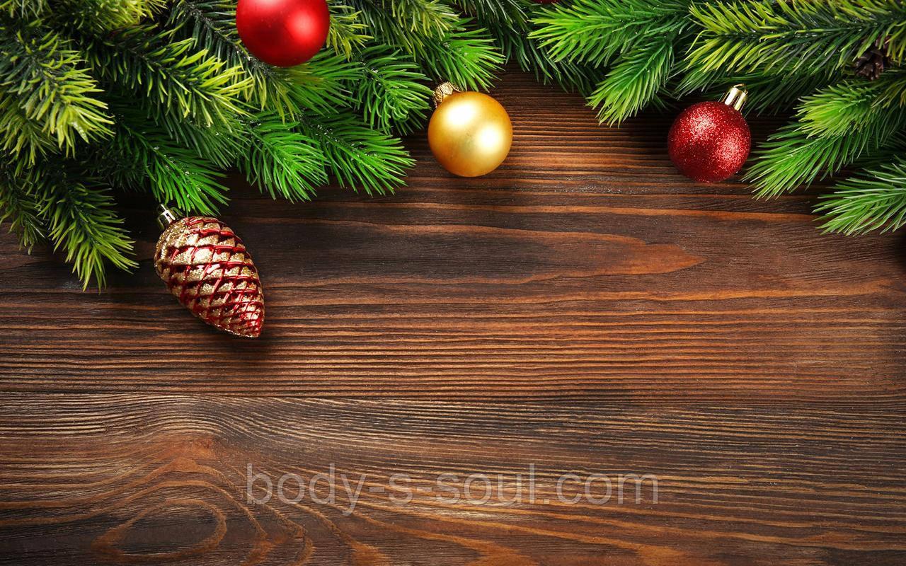 Фотофон виниловый, новогодний 35