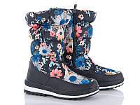 Женская и подростковая зимняя обувь бренда Caroc (рр. с 36 по 41)