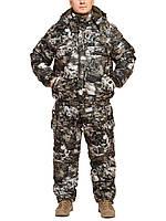"""Комплект зимней одежды для рыбаков и охотников """"Paintball"""" размер 56-58"""