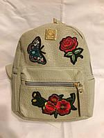 Рюкзак женский с вышивкой, фото 1