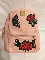 Рюкзак женский с вышивкой