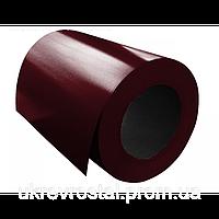 Рулонная сталь RAL 3005 Темная вишня