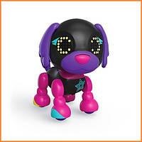 Интерактивная игрушка Щенок Заппи Спаниэль Дива Zoomer Zupps Tiny Pups Spaniel Diva Spin Master