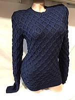 Женский свитер однотонный 44-52 рр