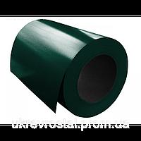 Рулонная сталь RAL 6005 Зеленый мох