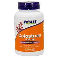 NOW - Colostrum 500 mg (120 veg caps)