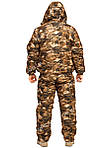 "Костюм камуфляж на зиму ""Осенний лес"" размер 48-50, фото 3"