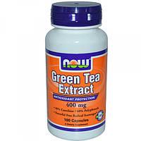 NOW - Green Tea Extract (100 caps)
