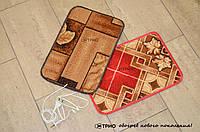 Согревательный Электрический Инфракрасный напольный  коврик с подогревом 55 х 33 см.