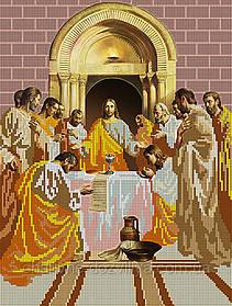 """Схема для вышивки бисером икона """"Двенадцать Апостолов"""""""