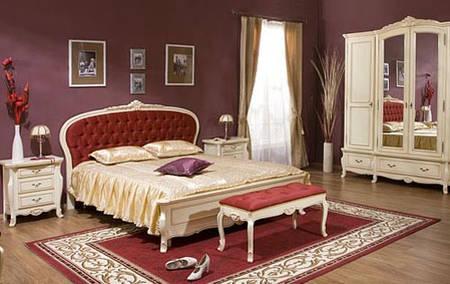 Кровать 1600 (ткань) Arcad