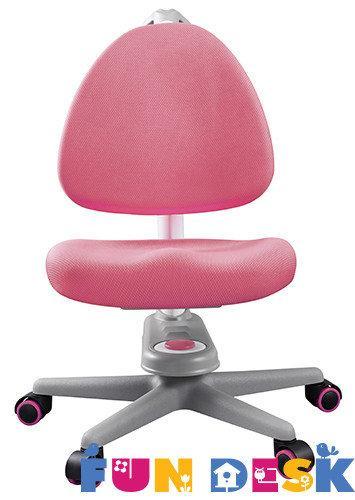 """Компьютерное кресло розовое FunDesk SST10 Pink - """"Парта-трансформер"""", парты, детские парты, парты-трансформеры, парты растишки в Киеве"""