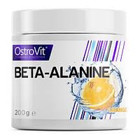 Beta-Alanine OstroVit, 200 грамм (со вкусом)